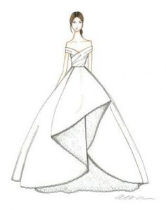 Fashion sketches 397794579587772339 - 15 Ideas For Clothes Design Drawings Dres. - Fashion sketches 397794579587772339 – 15 Ideas For Clothes Design Drawings Dresses Fashion Illust - Clothes Design Drawing, Dress Design Drawing, Dress Design Sketches, Fashion Design Drawings, Fashion Sketches, Croquis Fashion, Dress Designs, Dress Drawing Easy, Fashion Drawing Dresses