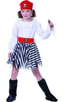 pirate costume for kids | ... Fancy Dress Costume -Pirate Costumes for Children Fancy Dress Outfits