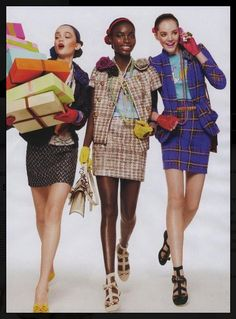 #dresscolorfully and shop with friends