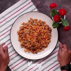 Food N, Food And Drink, Indian Food Recipes, Asian Recipes, Easy Cooking, Cooking Recipes, Nasi Goreng, Malaysian Food, Indonesian Food