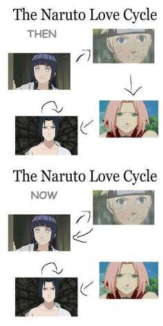 Haha except I don't ship NaruHina.. Oh and Sasuke only loves himself. No Sakura. #Narutoshirts