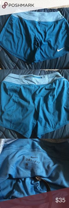 Nike Shorts Worn twice but in very good condition Nike Shorts