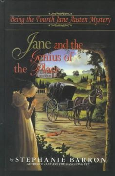 Jane and the Genius of the Palace- Stephanie Barron