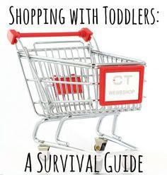 raising toddlers, 1shoppingcart review, surviv guid, shopping with toddler, parent, shopping with a toddler, babi, survival guide, kid