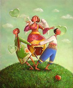 Mariana Kalacheva, 1977 | Tutt'Art@ | Pittura * Scultura * Poesia * Musica |