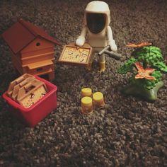 LEGO apicultor