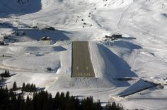 Most-Dangerous-Airports-Courchevel-International-Airport-France