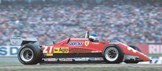 Patrick Tambay, Hockenheim 1982, Ferrari 126C2, 1st F1 win