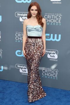 Critics' Choice Awards 2018: Red Carpet Dresses | British Vogue