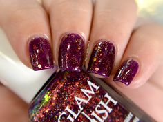 Glam Polish - Wizardly Ways Collection - The Dark Crystal