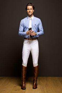 Massimo Dutti equestrian style