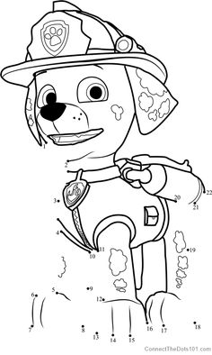 Marshall Paw Patrol Coloring Page Beautiful Marshall Coloring Page Free Paw Patrol Coloring Pages Puppy Coloring Pages, Paw Patrol Coloring Pages, Coloring Pages For Kids, Coloring Sheets, Coloring Books, Disney Activities, Preschool Learning Activities, Preschool Worksheets, Toddler Activities