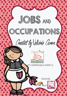 With this project, students will have to write and to solve riddles about different jobs. In this file, there's also an evaluation grid and a cool boardgame.You can find posters and other freebies to complete this unit on my blog:http://funnymissvalerie.blogspot.ca/search/label/Jobs%20and%20occupationsI always appreciate your feedback.