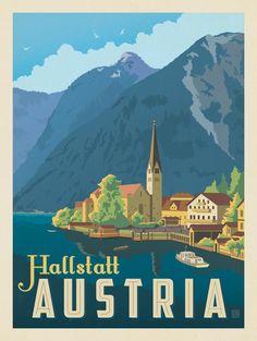 Anderson Design Group – World Travel – Austria: Hallstatt