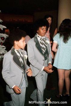 michael jackson at jermaine's wedding 1973 | 1000+ images about Curiosities and Facts about Michael Jackson ღ on ...