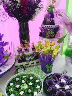 Tinkerbell Birthday Party Ideas   Photo 3 of 8   Catch My Party