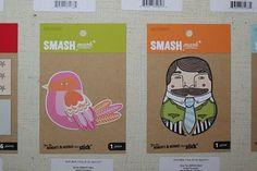 Smash book accessories