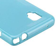 Glitter (Lyseblå) LG Optimus G E973/E975 Cover