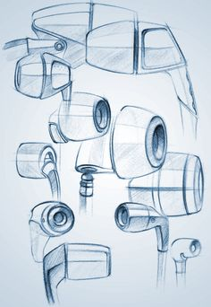 Product Sketches by adityaraj dev at Coroflot.com
