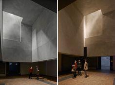 sensing spaces royal academy of arts designboom