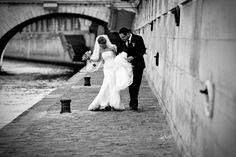 Wedding in Paris!
