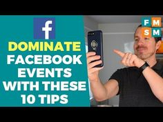 Dominate Facebook Events With These 10 Tips - YouTube Administrative Work, Events, Facebook, Tips, Youtube, Youtubers, Youtube Movies, Counseling