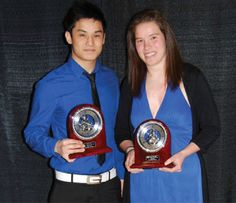 Centennial Colts: Athletes of the Year 2012