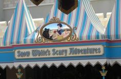 Snow White's Scary Adventures closes forever on June 1, 2012. (Magic Kingdom / Disney World)