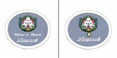 Türschild Keramik Oval hellblau Motiv Barkenhoff 5275 zeigt ein schönes Landhaus mit Garten in den Abmessungen 24x20cm und ist komplett aus Keramik.Der Wunschtext ist frei wählbar und wird per Lasertechnik eingraviert. Auf Wunsch kann man dieses Keramikschild mit einem hochwertigen Klingelknopf aus Messing bekommen,welcher dann bereits vormontiert ist. Messing, Wish, Light Blue, Farmhouse, Lawn And Garden