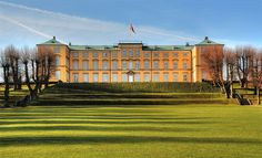 Frederiksberg slot in Frederiksberg, Hovedstaden | Denmark