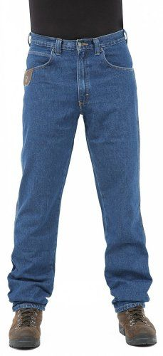 45a6b68d2cc52 Riggs Workwear by Wrangler Men s Big   Tall Relaxed Fit Jean  38.00 Big    Tall