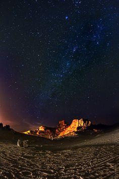 Wadi Rum Milky Way by Ahmad Aqraa on 500px