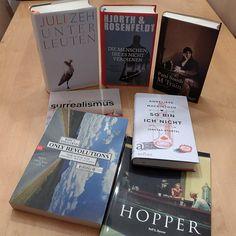 Lesen bildet nicht nur. Bücher sind auch eine Inspiration. Bücher erweitern den Horizont, regen unsere Phantasie und Kreativität an.