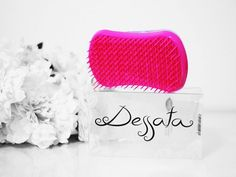 #cepillo #brush #detangle #dessata #beauty #peinado #look #cosmética   www.dessata.com
