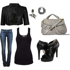 A someday outfit, created by djsr on Polyvore