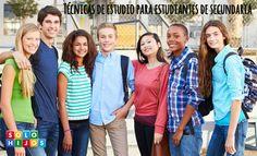 TÉCNICAS DE ESTUDIO para estudiantes de Secundaria, una guía de orientación para el aprendizaje. #etiqueta