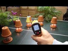 Teelichtofen Lampe selbst bauen in 90 sek. - DIY Geschenkidee - Candle powered heater - YouTube