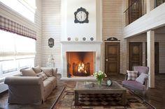 Country house living room design | Décor Aid