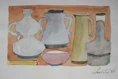 Watercolor figurative.  http://sisetserinya.blogspot.com.es/