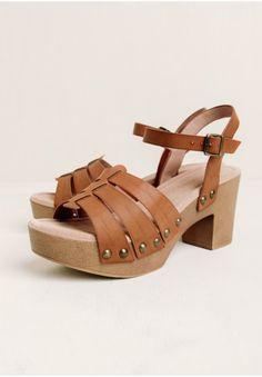 Cali Platform Heels By Restricted  at shopruche.com