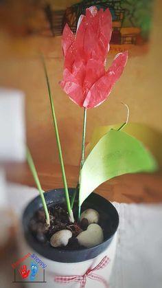 Come Fare un Fiore con l'Impronta della Mano