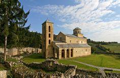 Sopocani Monastery (Unesco WH ) XIII century/Manastir Sopocani