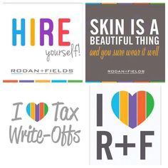 Your SUMMER BUSINESS with Rodan+Fields will be jammed packed with TAX WRITE OFFS ... Meals, Mileage, Zoo tickets, Beach Snacks ... Ask me how. =) Come earn with us!!!