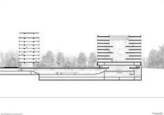 Gallery - Berrel Berrel Kräutler Wins Competition to Expand WHO's Geneva Headquarters - 8
