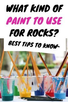 Check out this awesome guide to know how to get started with rock painting and what kind of paint to use. You'll love all these helpful and useful tips! Easy Diy Crafts, Diy Crafts For Kids, Home Crafts, Painting Tips, Rock Painting, Heart Shaped Rocks, What To Use, Creative Kids, Painted Rocks