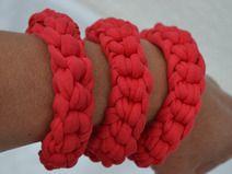 Armbänder/Freundschaftsbänder Armband 3er-Set pink