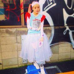 RT @m_o_m_o_e: street princess style #bubblestokyo #bubblesmart #tokyofashion #japanfashion #ootd http://flip.it/OlSWC