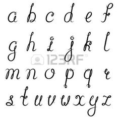 Why Are There 2 Ways to Write the Lowercase Letter 'A'?