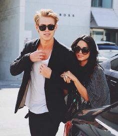 I WANT A CUTE RELATIONSHIP LIKE THEIRS Austin Butler & Vanessa Hudges
