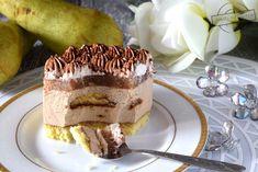 Gruszkowe Cappuccino – Smaki na talerzu Polish Recipes, Polish Food, Cookie Desserts, Tiramisu, Food And Drink, Cookies, Cake, Ethnic Recipes, Drink